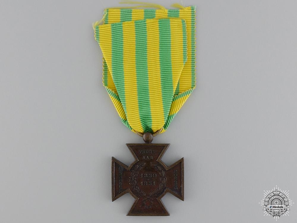 A 1830-31 Hasselt War Cross