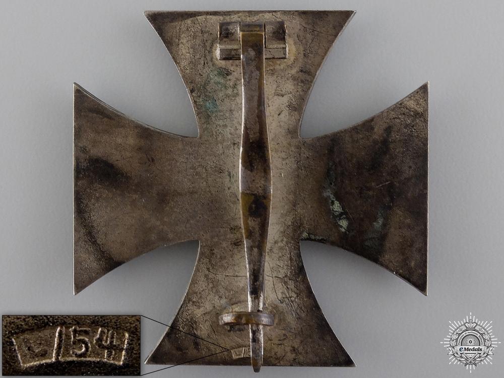 An Iron Cross First Class 1914 by Schauerte & Höhfeld