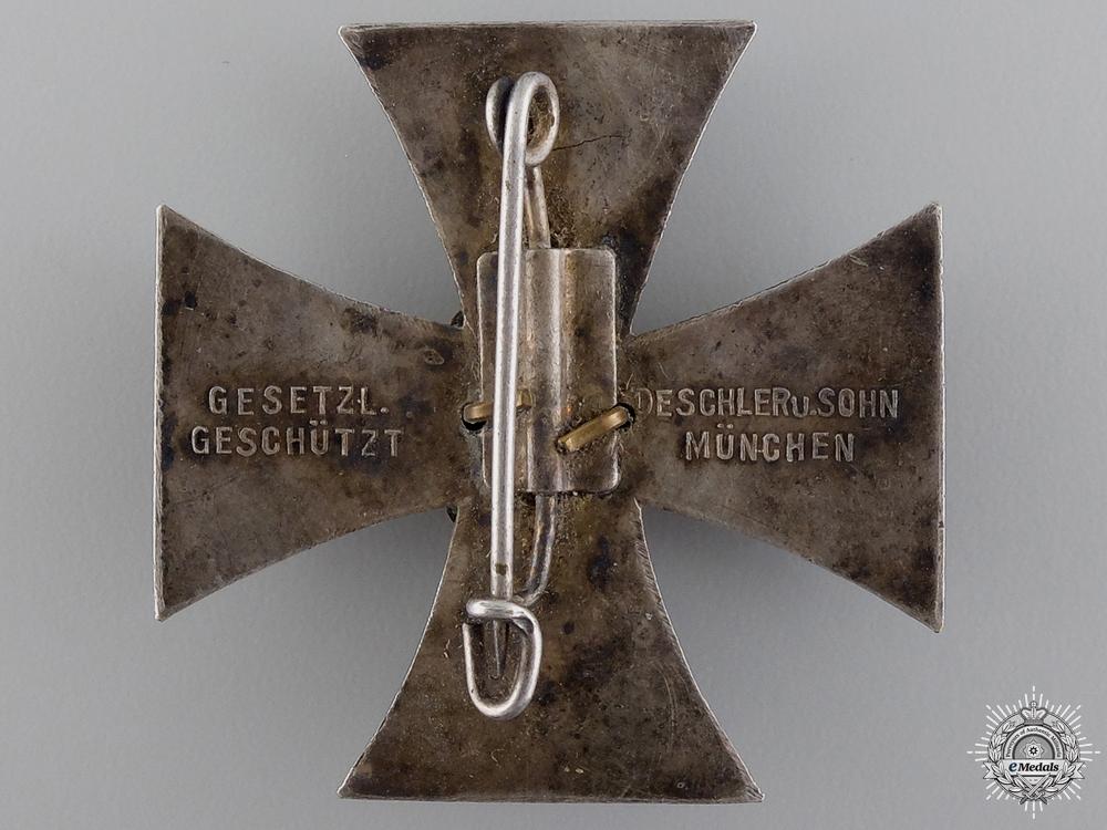 A German First War Veteran's Organization Cross 1914-18