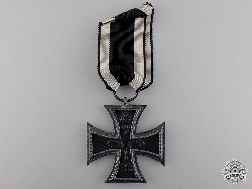 A First War Iron Cross Second Class 1914