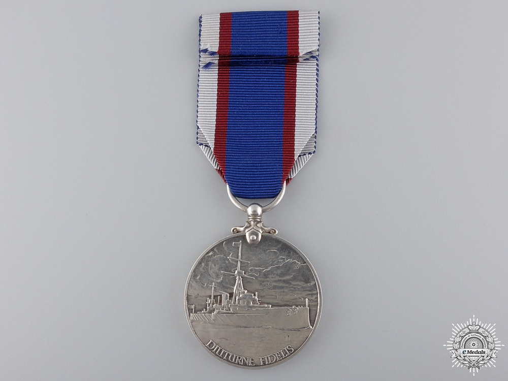 A Royal Fleet Reserve Long Service & Good Conduct Medal