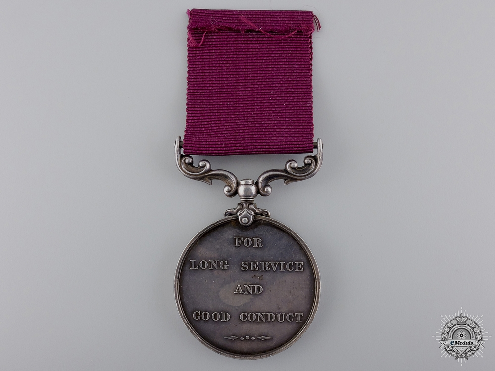 An Army Long Service & Good Conduct Medal to the Royal Artillery