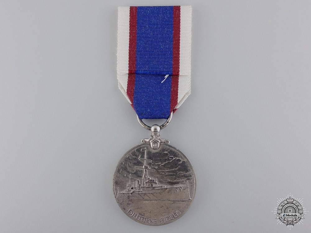 A Royal Fleet Reserve Long Service & Good Conduct Medal