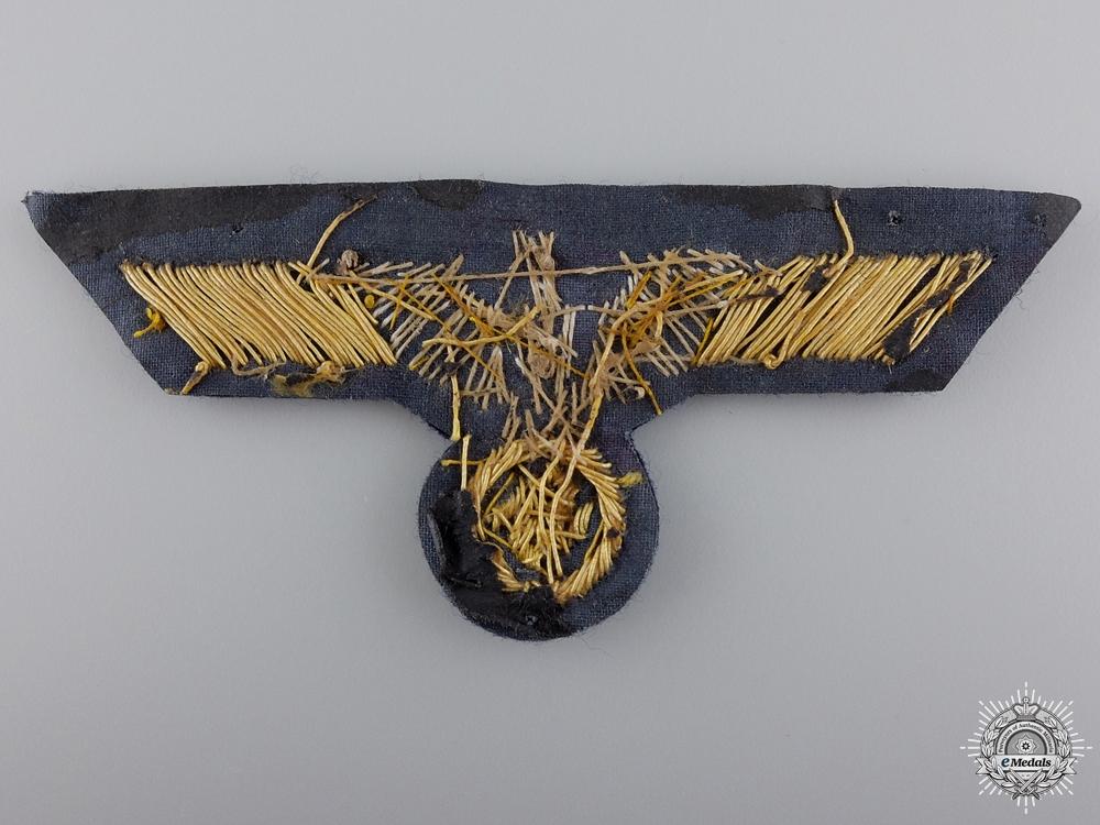 A Fine Kreigsmarine Officer's Breast Eagle