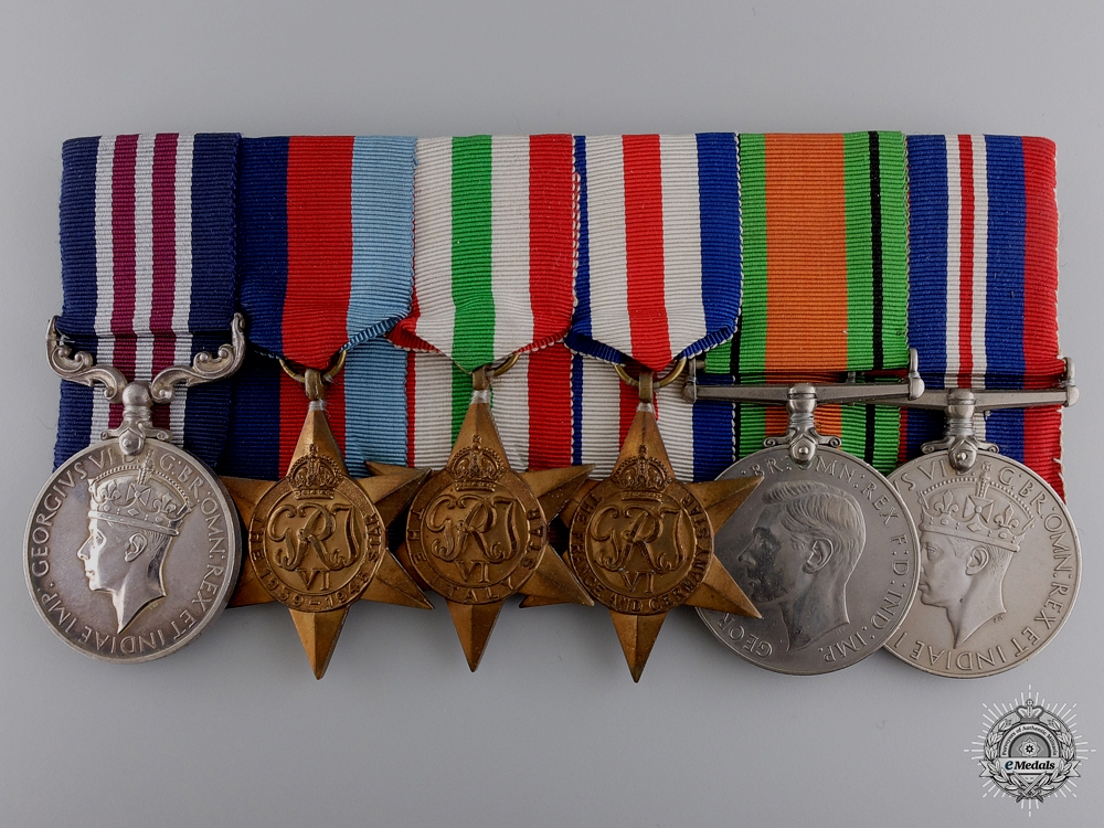 A Fine Military Medal for Destruction of a Nebelwerfer Rocket Gun