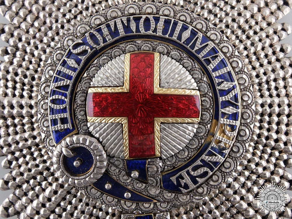 An Early Victorian Most Noble Order of the Garter, K.G.
