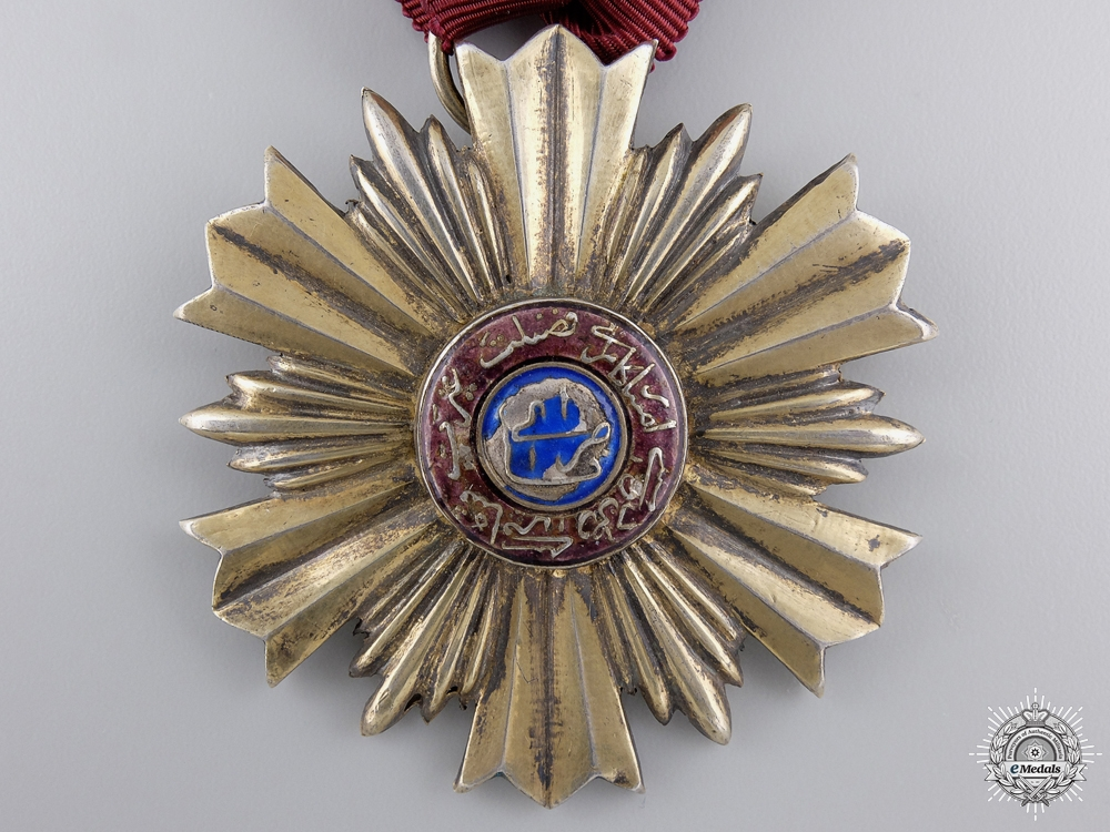 A Nobility Order of Qatar; Commander