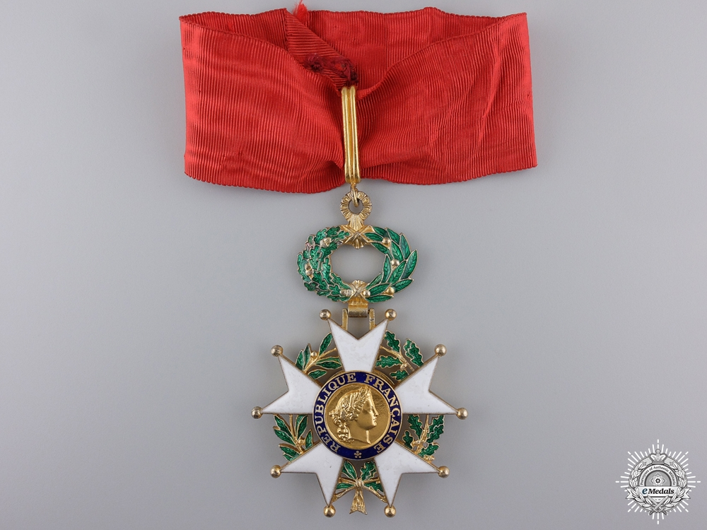 A French Legion of Honour; Commander's