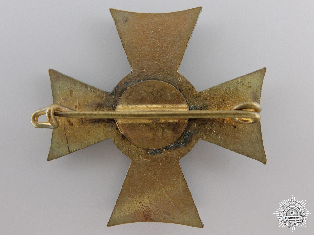 An 1878-1928 Bulgarian Commemorative Cross