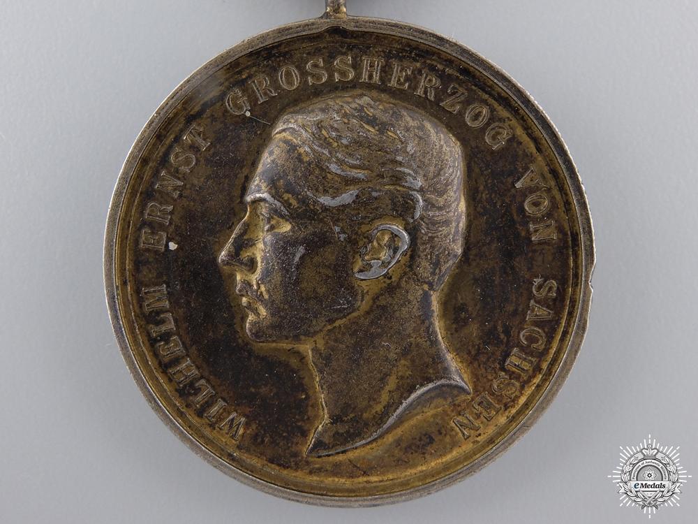 A 1914 Saxe-Weimar Merit Medal