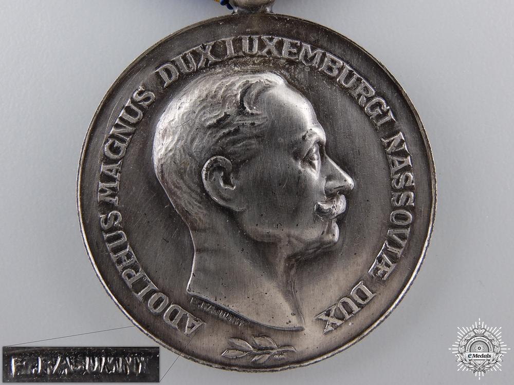 An Order of Adolphe of Nassau; Merit Medal