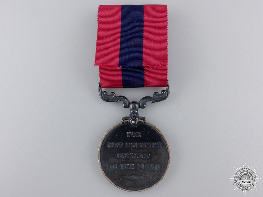 A Second War Distinguished Conduct Medal