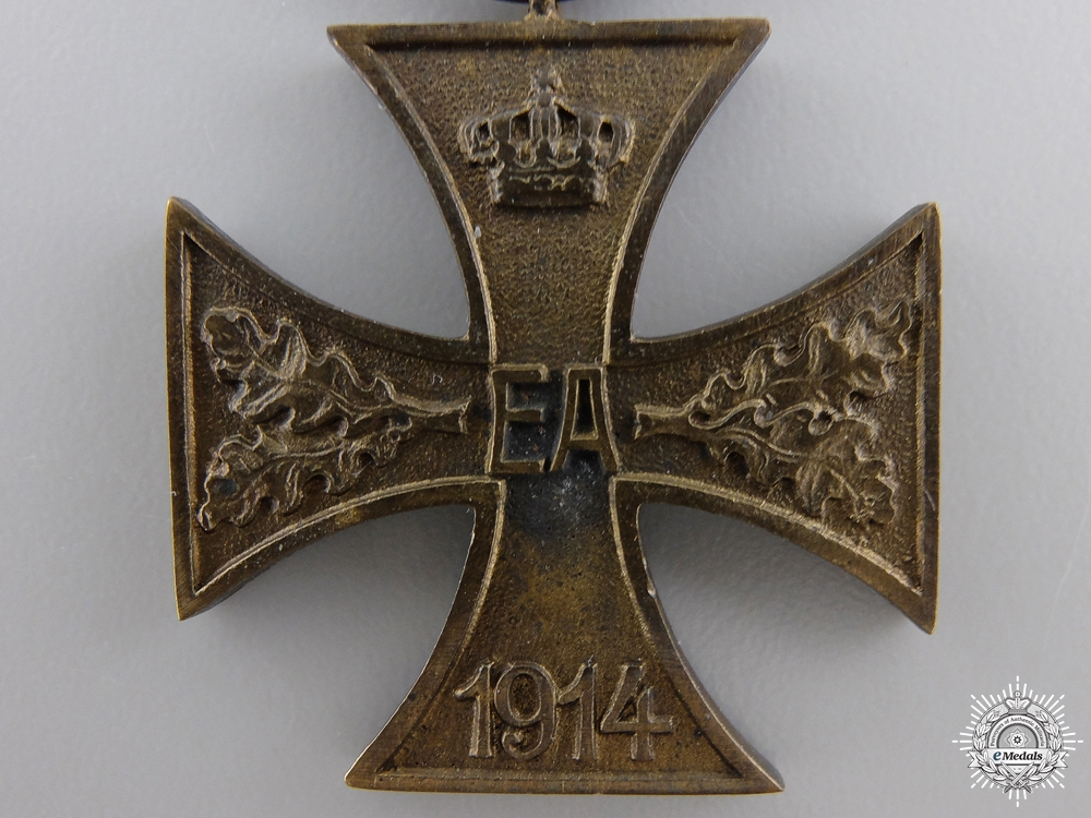 A Brunswick War Merit Cross; 2nd Class