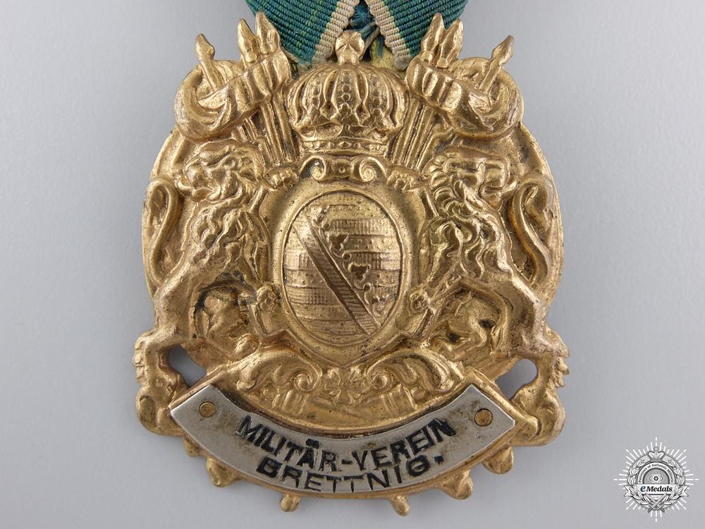A Saxon Veteran's Association Membership Badge
