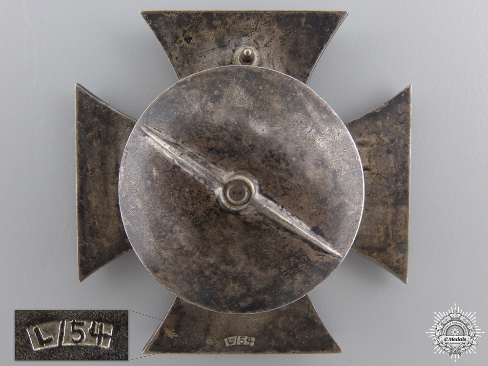 An Iron Cross 1st Class1914; Screw Back Version, L/54
