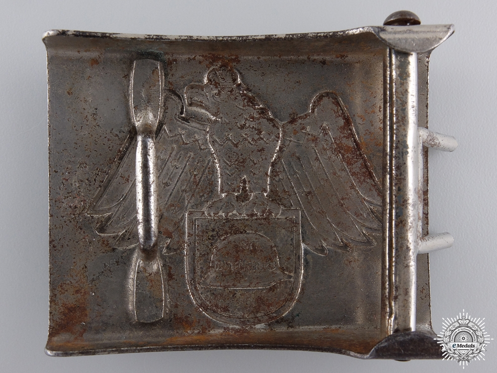 A Weimar Republic Stahlhelmbund Belt Buckle