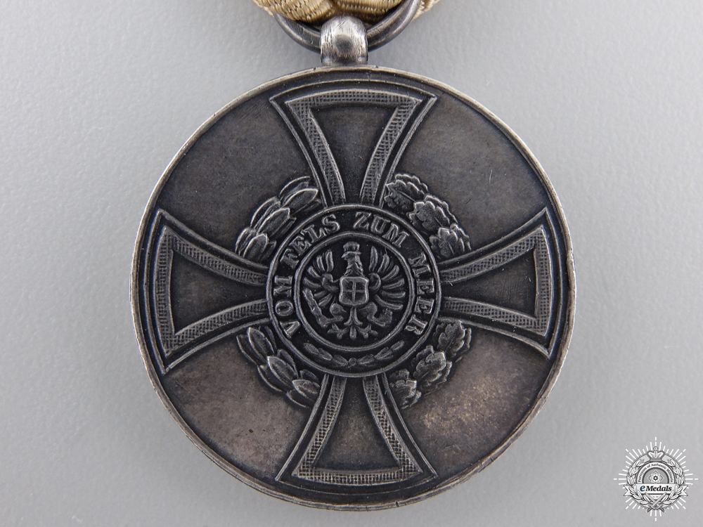 A 1934 75th Anniversary of Wilhelm II Medal