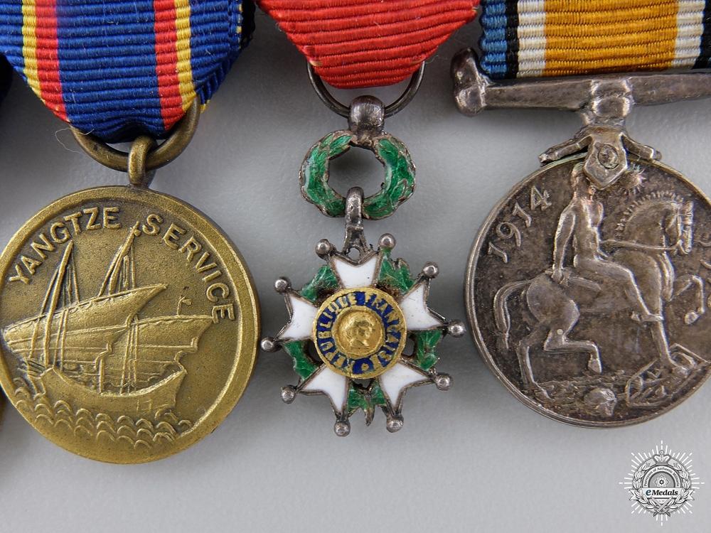 A First War American Miniature Group of Seven Awards