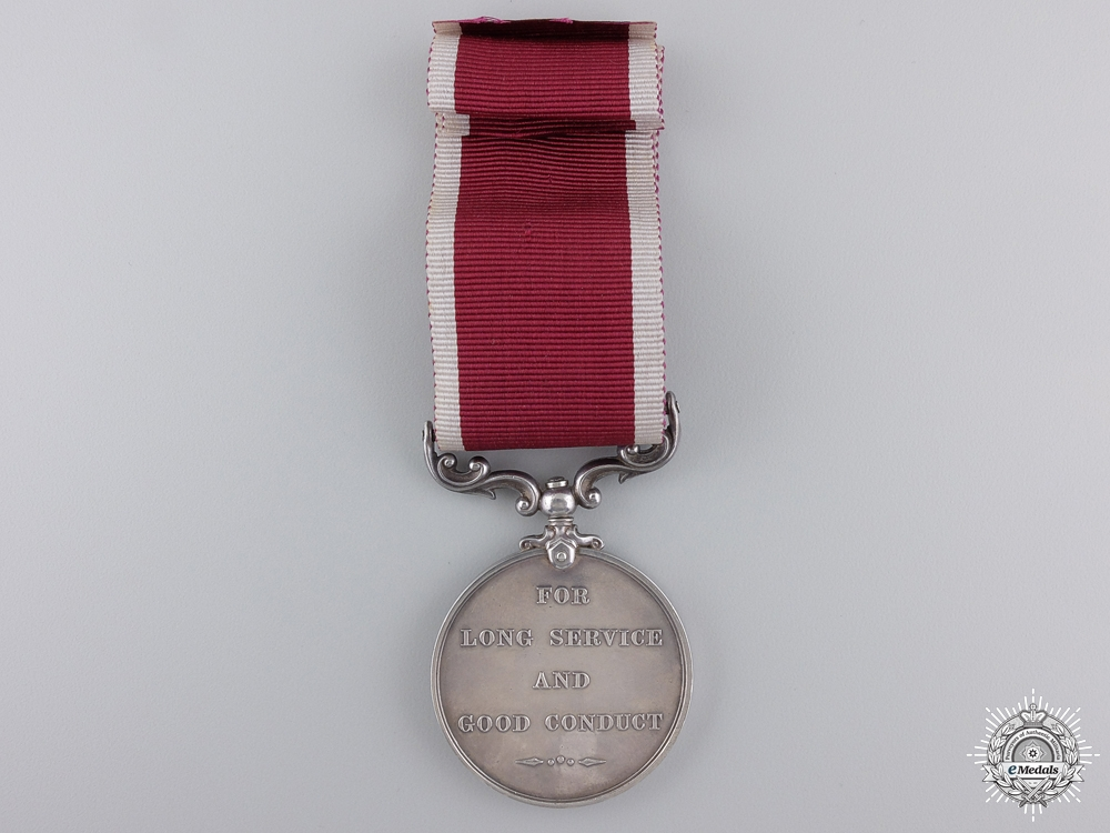 An Army Long Service and Good Conduct Medal to Assistant Surgeon