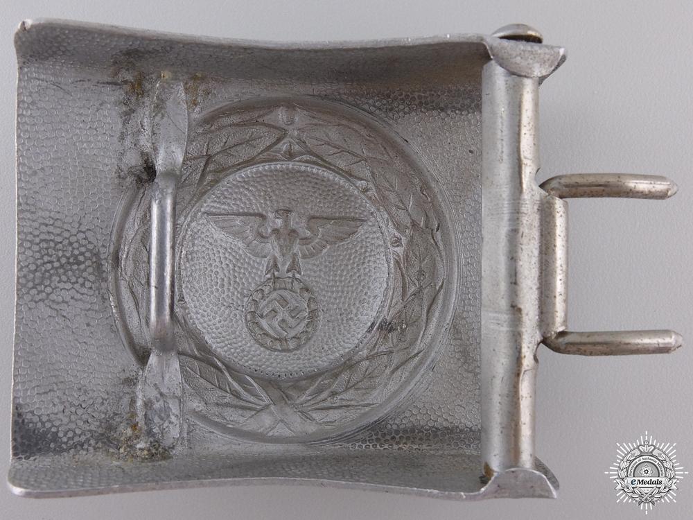 A DLV/RLB Belt Buckle