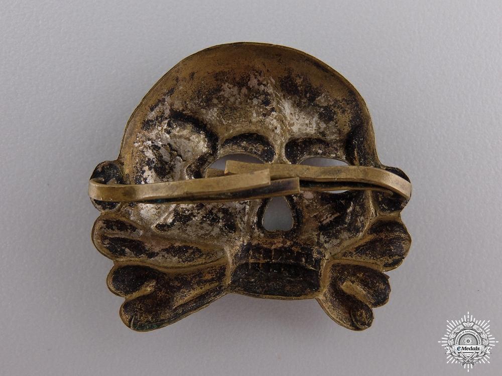 An SSS Skull 1st Model for Visor Cap