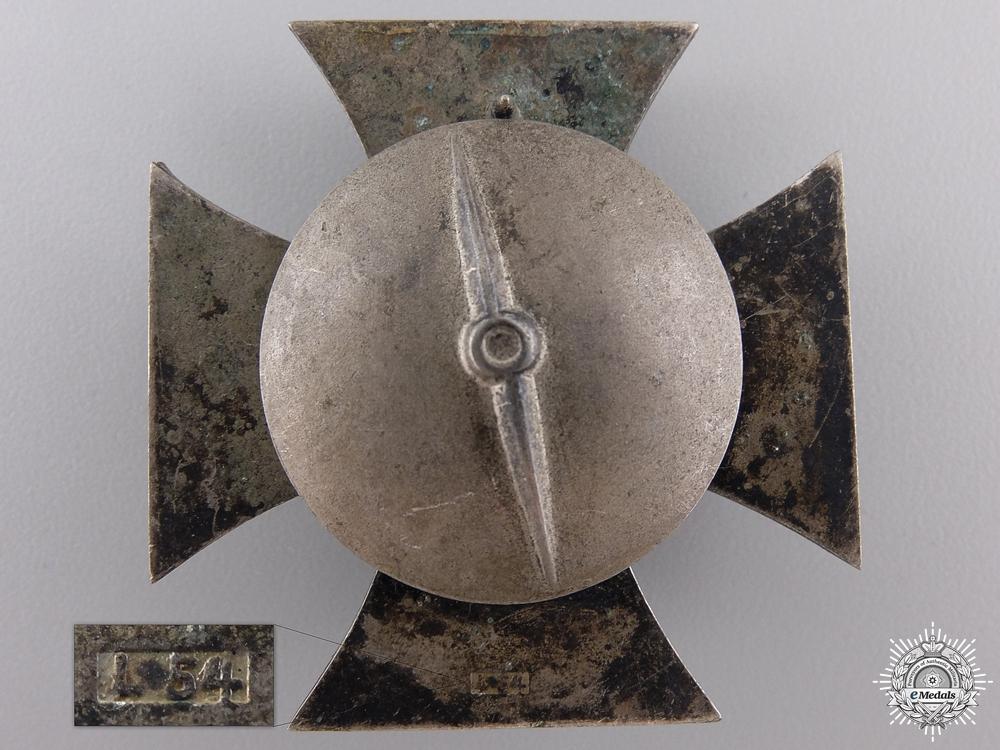 A 1939 Iron Cross 1st Class; Screwback by Schauerte & Höhfeld