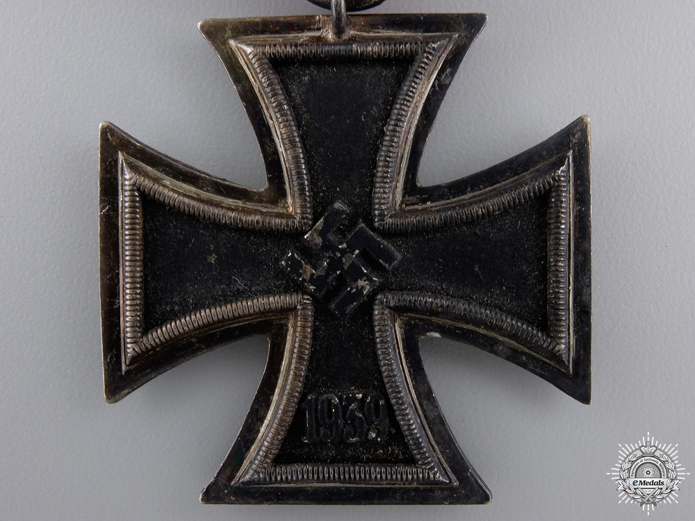A Iron Cross Second Class 1939