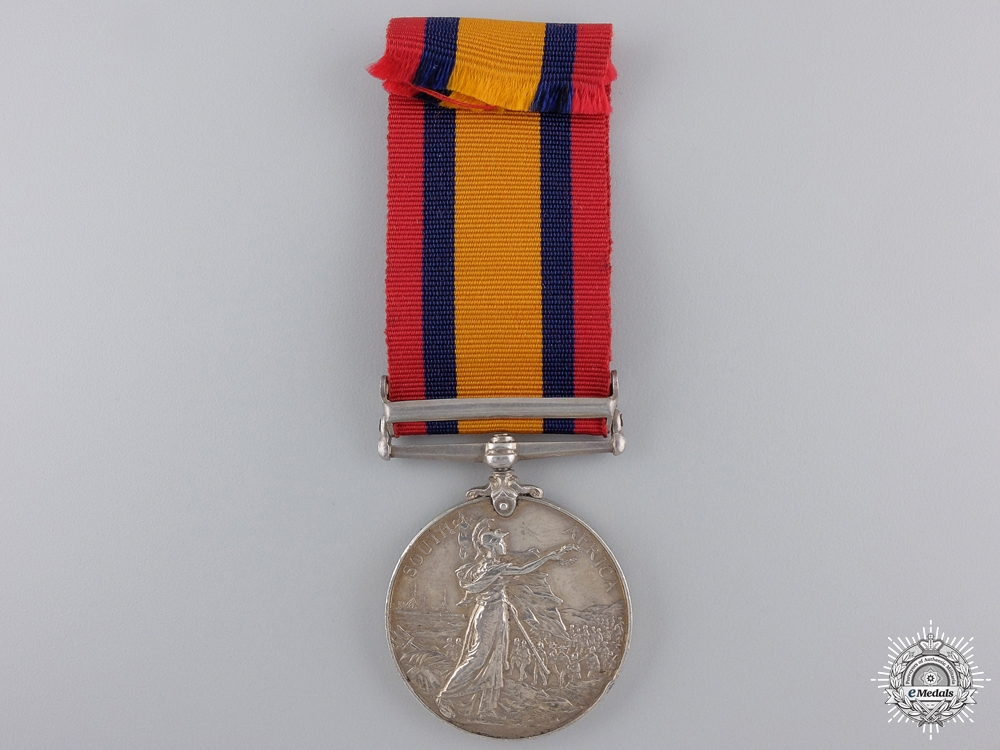 A Queen's South Africa Medal for the Defence of Mafeking  Consignment 21