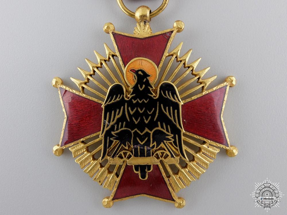 A Spanish Order of Cisneros; c.1945
