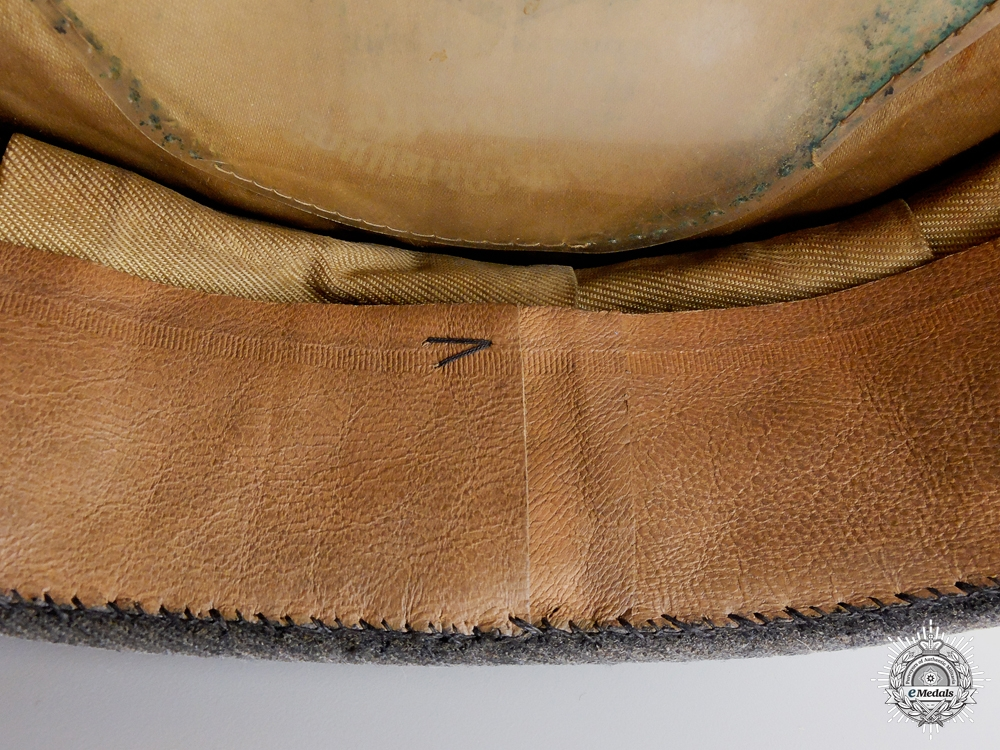 a96ee380a68 An Early Luftwaffe Officer s Visor Cap by Erel Consignment  6