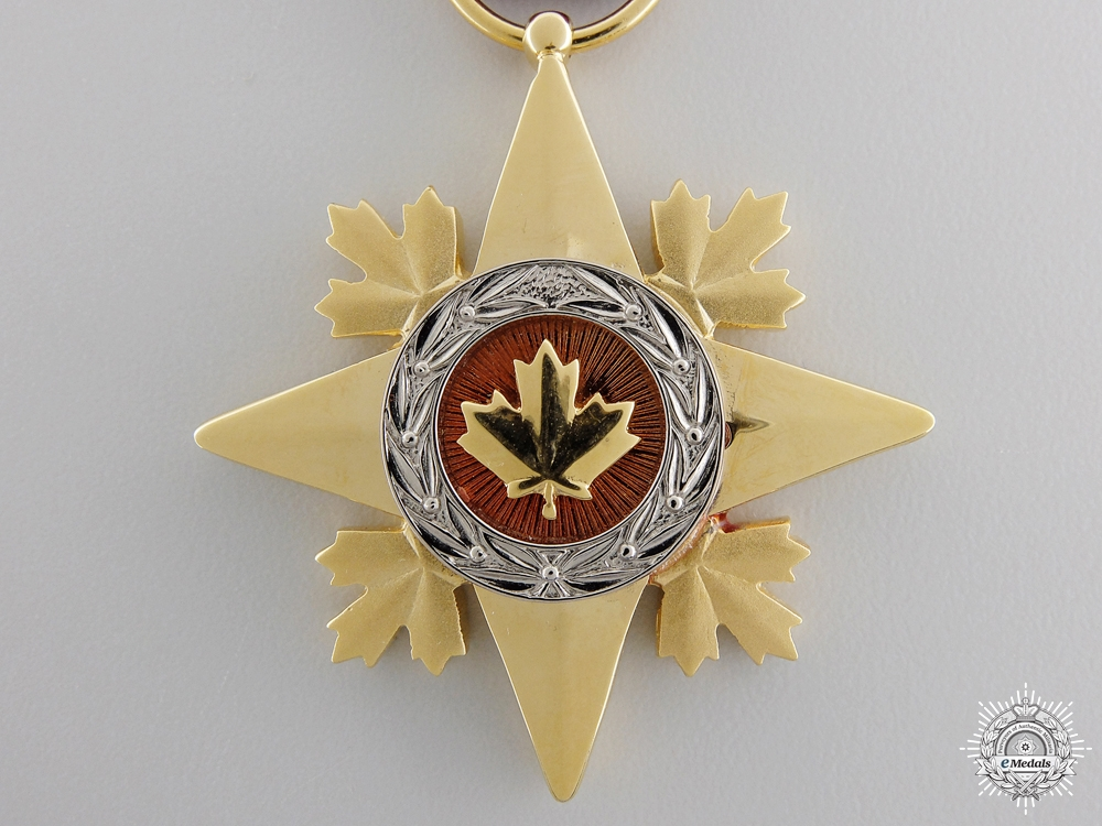 A Scarce Canadian Star of Military Valour
