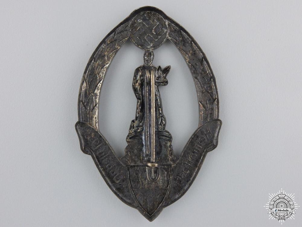 A 1935 Dobeln Germany Celebration Badge
