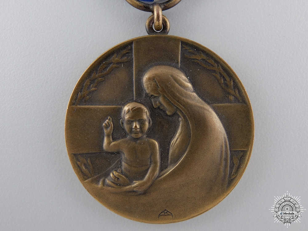 A Finnish Medal for Humanity