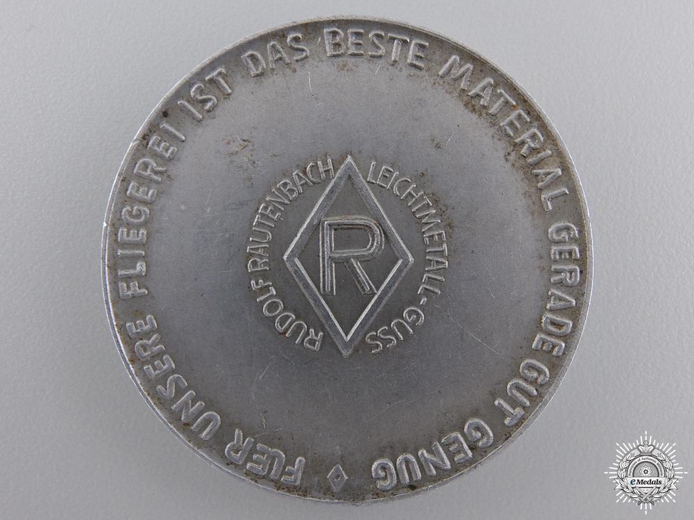 A 1935 German Flyers Talisman Medal