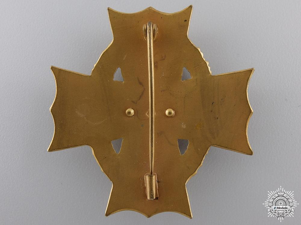 An Austrian War Cross for Civil Merit; Fourth Class