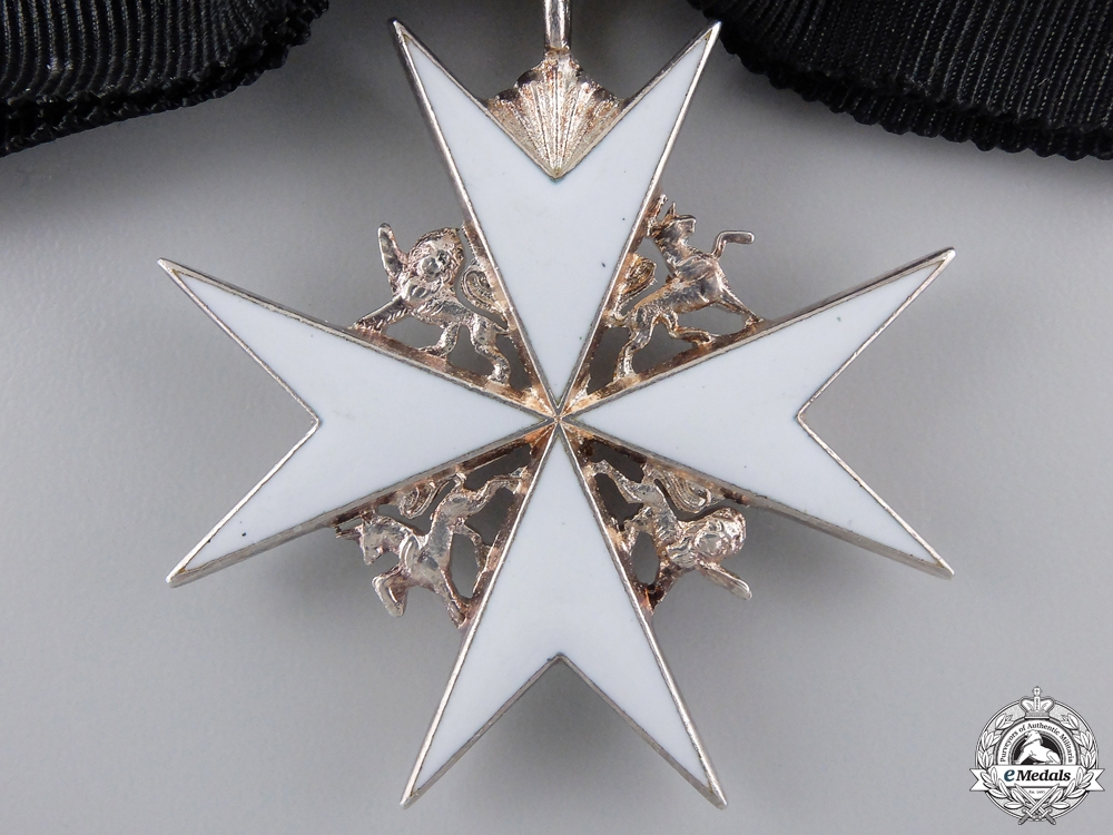 An Order of St. John; Sister's Breast Badge