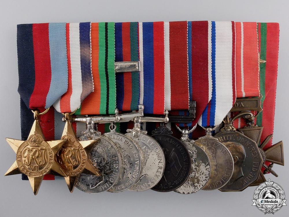 A Second War & Vietnam Supervision Group to Major J.H. Moss
