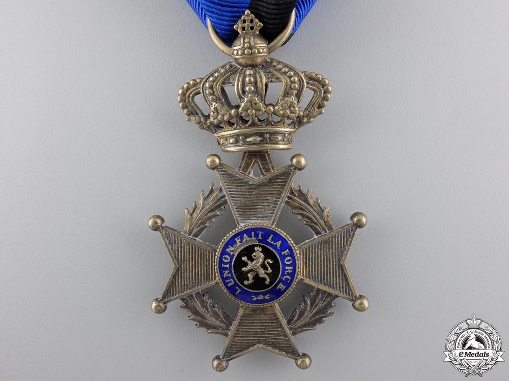 A Belgian Order of Leopold II; Knight