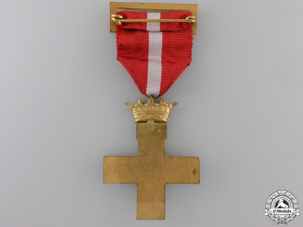 A Spanish Order of Military Merit with Red Distinction, Knight 1938-1975