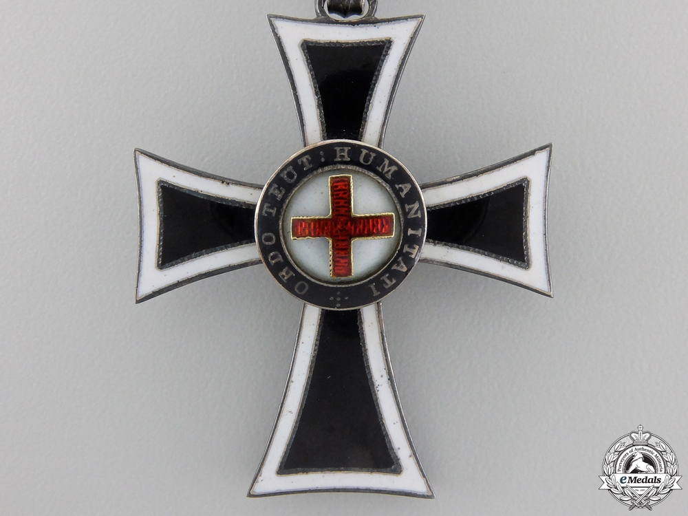 A Marian Cross of the German Knight Order
