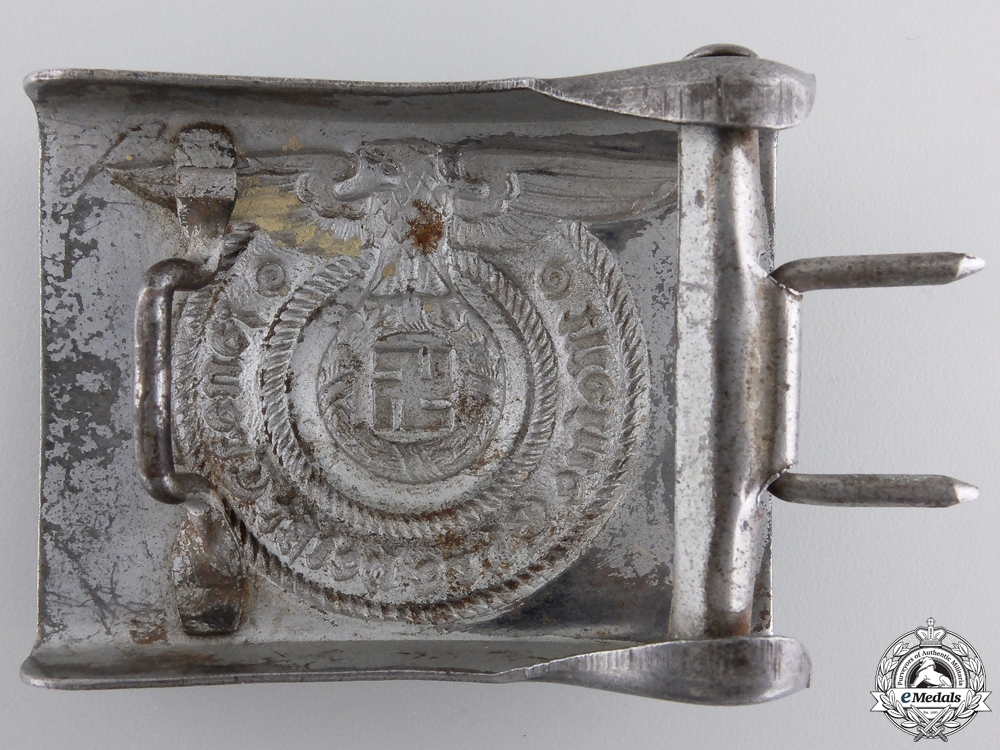 An SS Belt Buckle