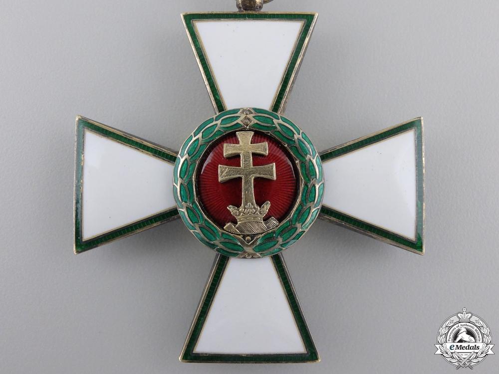 A Hungarian Order of Merit; Commander's Cross