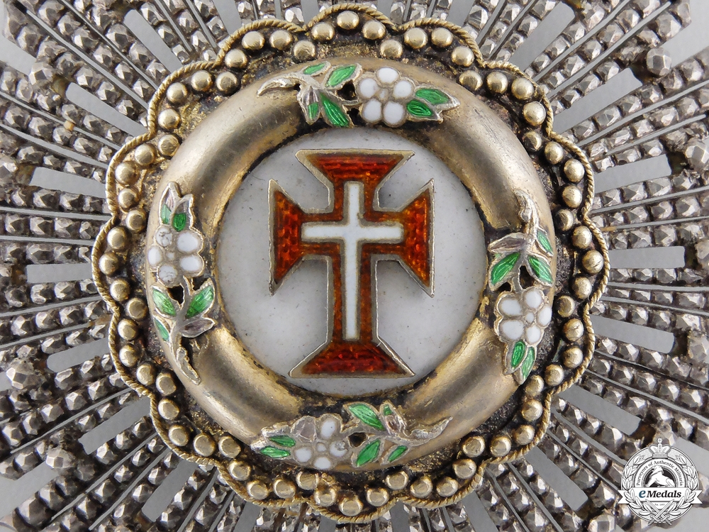 A Portuguese Military Order of the Christ