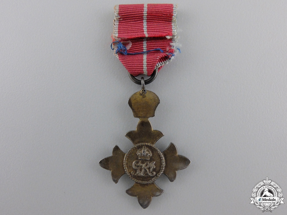 A Miniature Order of the British Empire; Commander