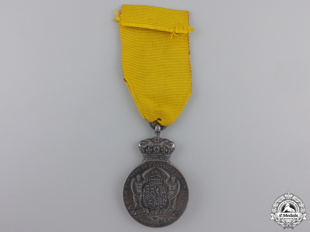 A 1717 - 1917 Duke of Connaught Medal