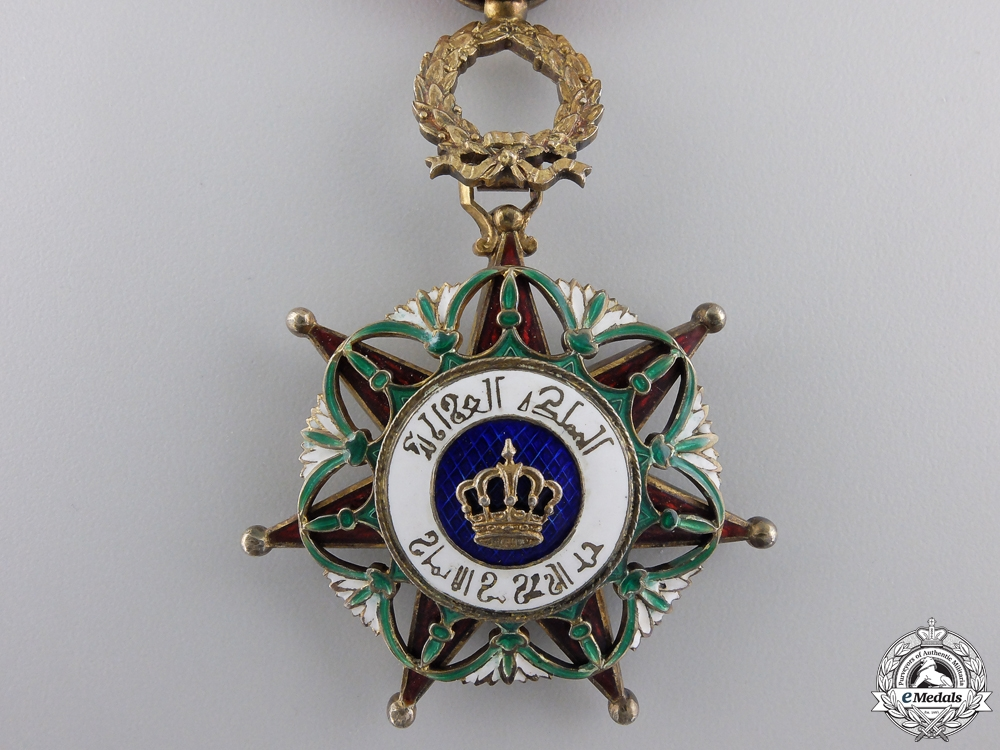 An Iraqi Order of the Two Rivers; Civil Division