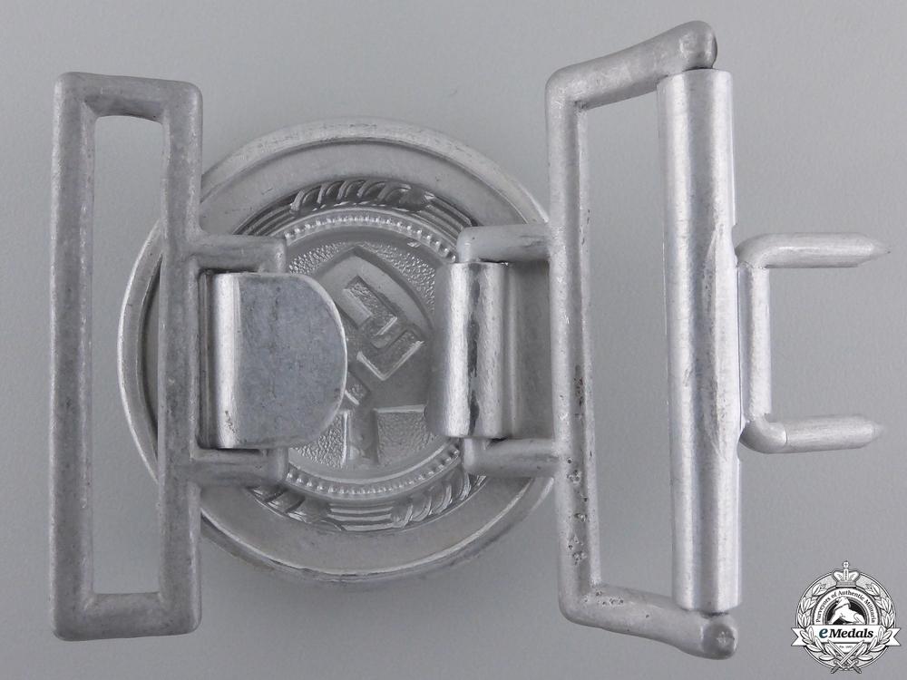A Mint RAD Reich Labor Service; Leader's Belt Buckle