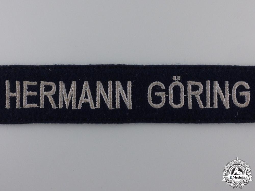 A Hermann Göring Division Cufftitle