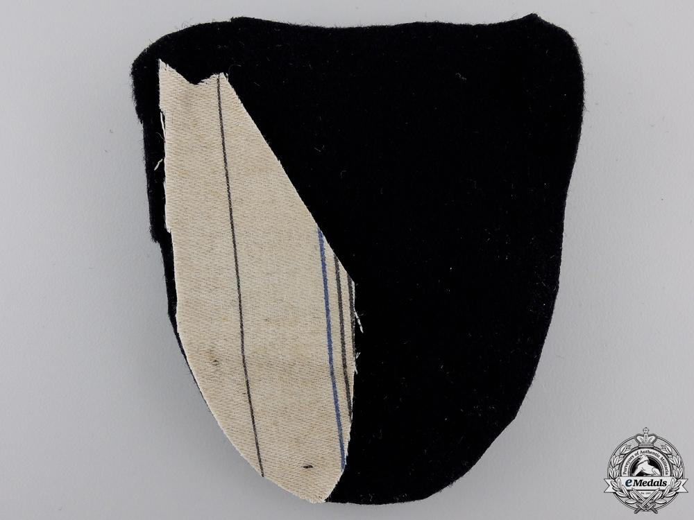 A Uniform Removed Krim Campaign Shield