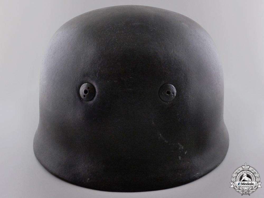 An M38 Single Decal Fallschirmjäger Helmet